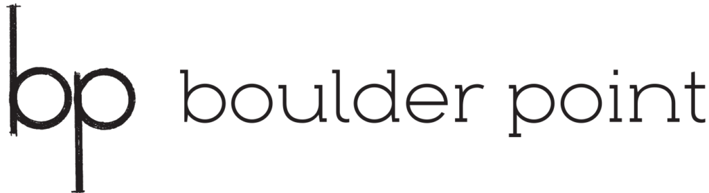 Boulder Point Boise Subdivision Logo